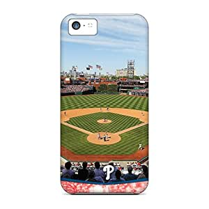 Anti-scratch And Shatterproof Stadiums Phone Case For Iphone 5c/ High Quality Tpu Case