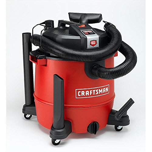 Craftsman XSP 20 Gallon 6.5 Peak HP Wet Dry Vac Blower