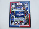 "CHICAGO CUBS 2016 WORLD SERIES CHAMPIONS COMPOSITE PHOTO MOUNTED ON A ""12 X 15"" BLACK MARBLE PLAQUE"