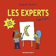 Les Experts en tout par Anouk Ricard