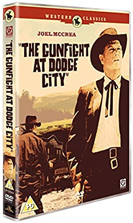 Gunfight At Dodge City [DVD]: Amazon co uk: Joel McCrea, Julie Adams