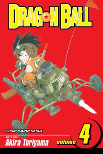 - Dragon Ball, Vol. 4: Strongest Under the Heavens (Dragon Ball: Shonen Jump Graphic Novel)