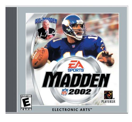 Madden NFL 2002 (Jewel Case) - PC (Pc Football)