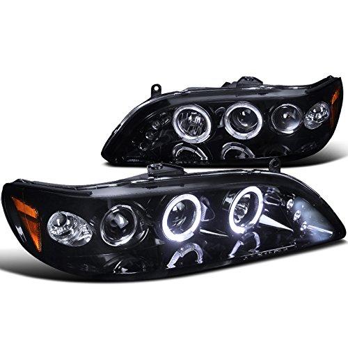 01 honda accord halo headlights - 2