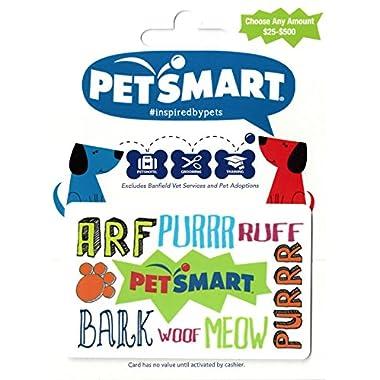 PetSmart $100 Gift Card