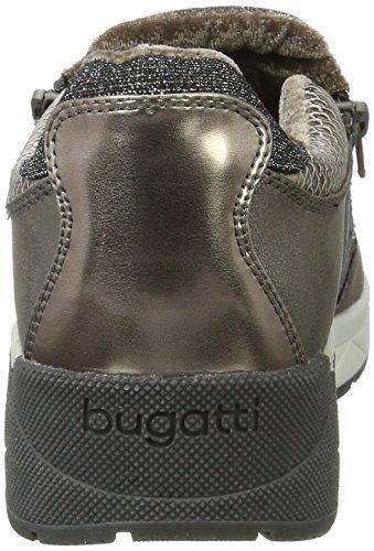 Bugatti Taupe J8363pr6n Sneaker E Donna Marrone rrRqg