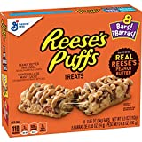 Cereal Treat Bars Reese's Puffs, 6.8 oz Box