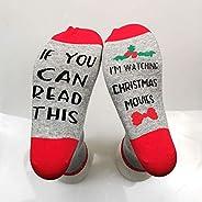 Do Not Disturb I'm Gaming,Soft Unisex Sock Novelty Funny Saying Crew Socks, The Perfect Funny Christmas Gi