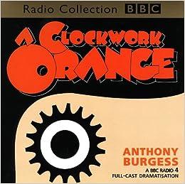 book orange audio a clockwork