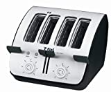 T-fal 4 Slice Toasters Review and Comparison