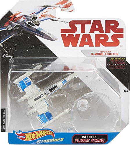 Hot Wheels Star Wars Resistance X-wing Fighter Vehicle