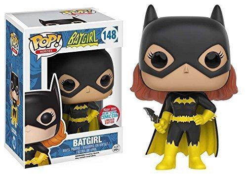 Funko Pop Batgirl Exclusive NYCC 2016 Limited Edition Vinyl Figure