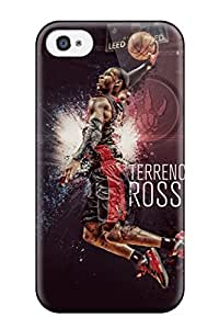 toronto terrence ross nba basketball NBA Sports & Colleges colorful iPhone 4/4s cases