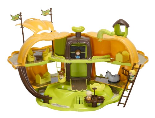 VULLI Magic Pump'kin Doll House