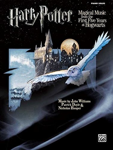 Motion Picture Magic (Harry Potter Musical Magic -- The First Five Years: Music from Motion Pictures 1-5 (Piano Solos))