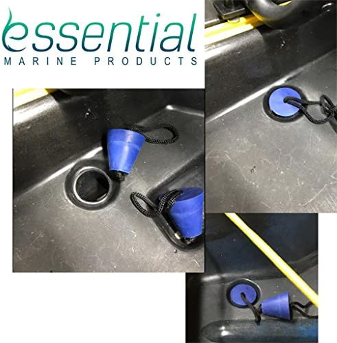 Universal Scupper Plug Kit by Essential Marine Products 4 for sale online