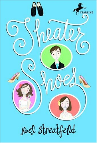 Image result for theatre shoes by noel streatfeild