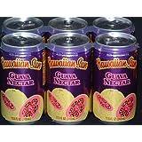 Hawaiian Sun Guava Nectar Juice (12 Cans)