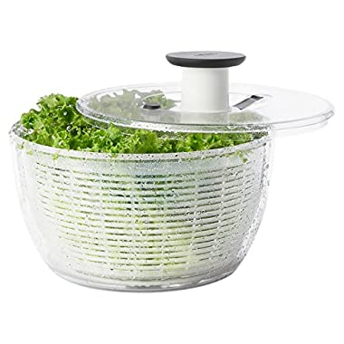 OXO 11110200 Old Model Salad Spinner, Medium, Clear