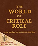 Books : The World of Critical Role