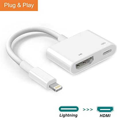 ipad to hdmi connector amazon