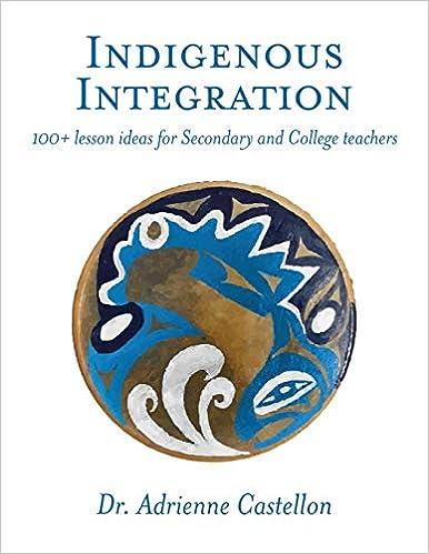 Amazon.com: Indigenous Integration: 101+ Lesson Ideas for ...