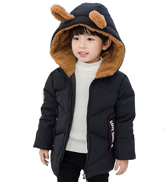 273f91415 SIMPLE-H Chaqueta de abajo para niños otoño e invierno