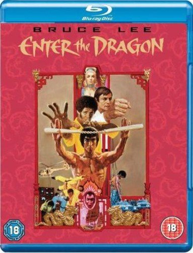 Blu-ray : Enter The Dragon (Blu-ray)