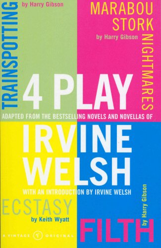 trainspotting irvine welsh essays An analysis of irvine welsh's novel trainspotting pages 3 words 1,701 view full essay sign up to view the rest of the essay read the full essay more essays like this: irvine welsh, trainspotting, scottish junkies, heroin addicts not sure what i'd do without @kibin.