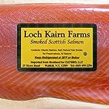 Loch Kairn Smoked Scottish Salmon - 1lb Presliced