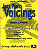 Jazz Piano Voicings - Transcribed From Volume 50 'Magic Of Miles'