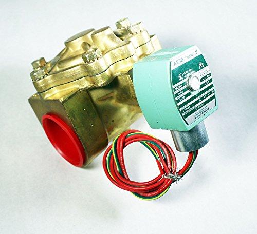 NEW ASCO 8210G022 RED-HAT II 120V-AC 1-1/2 IN NPT SOLENOID VALVE D540097