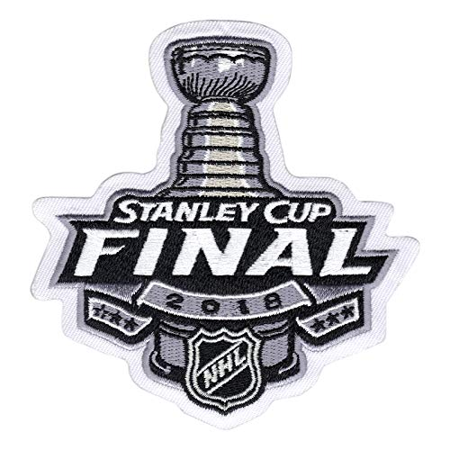 2018 NHL Stanley Cup Final Jersey Patch Vegas Golden Knights Washington Capitals ()