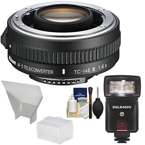 Nikon TC-14E III 1.4x AF-S Teleconverter with Flash