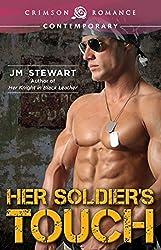 Her Soldier's Touch (Crimson Romance)