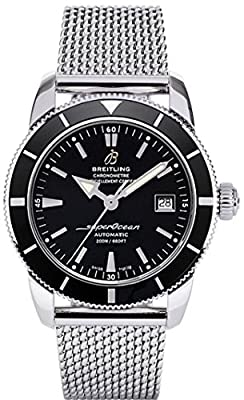 Breitling Superocean Heritage Men's Auto Watch - A1732124-BA61-154A