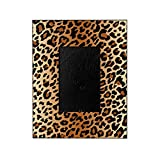 cheetah picture frame - CafePress - Leopard Print - Decorative 8x10 Picture Frame