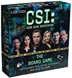 CSI: Crime Scene Investigation: The Board Game