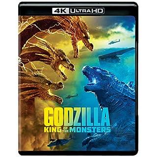 Godzilla: King of the Monsters (4K Ultra HD + Blu-ray + Digital) (4K Ultra HD)
