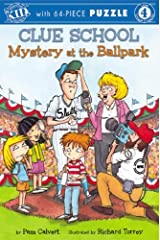 Clue School: Mystery at the Ballpark (Innovative Kids Readers) Paperback