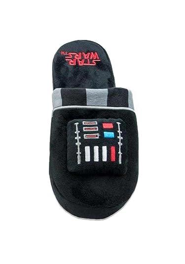 Hausschuhe Star Wars Darth Vader mit Sound Gr. 42-45
