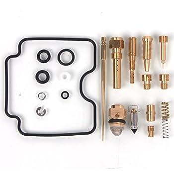 GOOD FOR 2002-2005 Yamaha YFM 660 Grizzly Carburetor Rebuild Kit Carb Repair STA