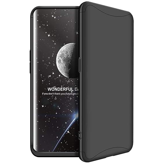 nuovo prodotto 460b4 75f21 Amazon.com: Oppo Find X Fullbody Case,DAYJOY Unique Design ...