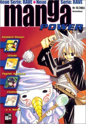 Manga Power 16 Broschiert – 2003 Ehapa Comic Collection 3898857123 Manga; Magazine Belletristik / Comic