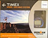 Timex Speed + Distance System Ironman Triathlon Watch and GPS