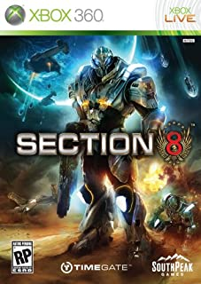 Section 8 - Xbox 360 (B001SBUBJU) | Amazon price tracker / tracking, Amazon price history charts, Amazon price watches, Amazon price drop alerts