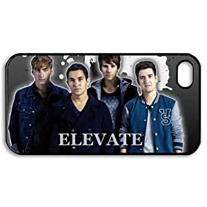 CTSLR iphone 4 4S 4G Case - Music & Singer Series Slim Hard Plastic Back Case for iphone 4 4S 4G -1 Pack - Big Time Rush BTR (17.40) - 36