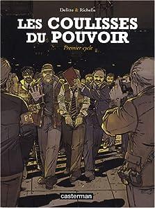"""Afficher """"coulisses du pouvoir (Les)"""""""