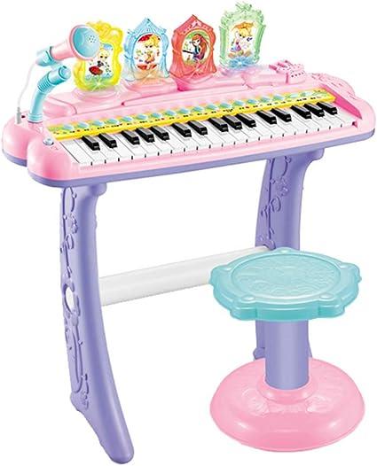 XXHDYR La música Multifuncional Que Toca el Teclado del Piano ...