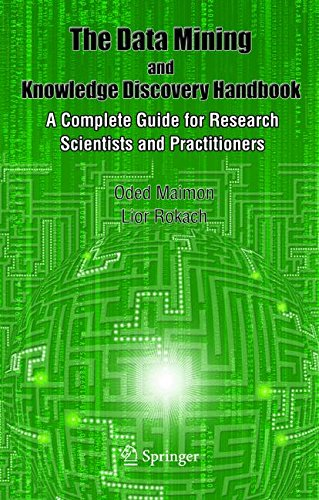 Data Mining and Knowledge Discovery Handbook